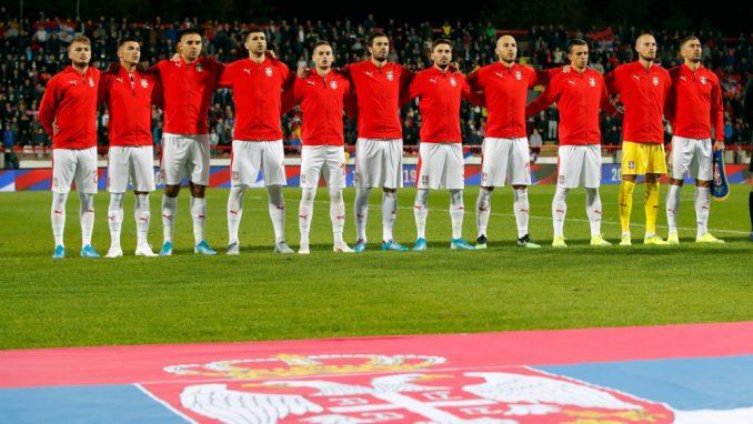 Srbija napredovala do 30. mesta na rang-listi Fifa 2