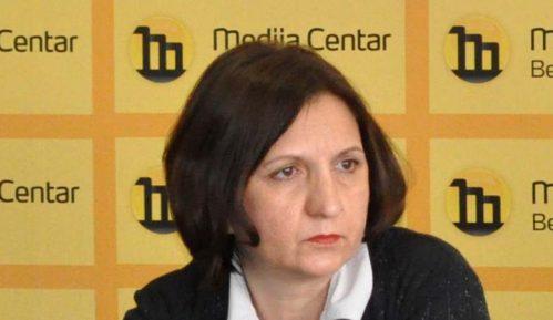 Društvo sudija Srbije: Ministarka pravde Popović prihvatila razgovor o izmeni Ustava 2