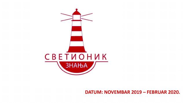 Svetionik znanja – manifestacija koja pokreće mlade ljude iz cele Srbije da urade nešto za svoj grad 2