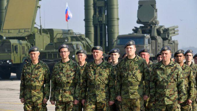 """Završena vežba srpske i ruske vojske """"Slovenski štit"""" 1"""