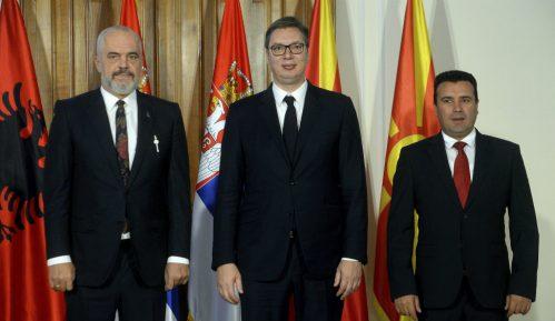 Vučić, Zaev i Rama potpisali dokument o slobodnom protoku robe, usluga, ljudi i kapitala 3