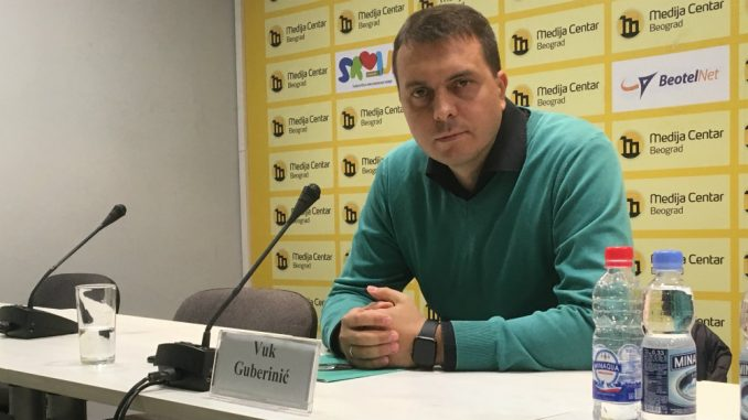 Guberinić: Ministarka Mihajlović vrši pritiske na tužilaštvo da vode hajku protiv CarGo 4
