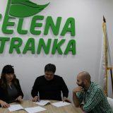 Zelena stranka potpisala Memorandum o zaštiti dece 7