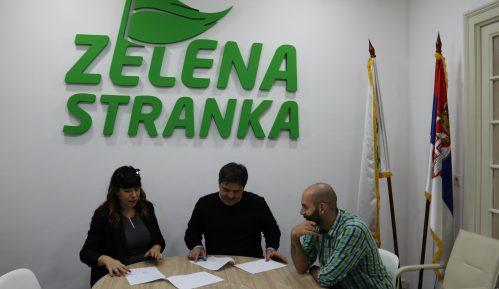 Zelena stranka potpisala Memorandum o zaštiti dece 13