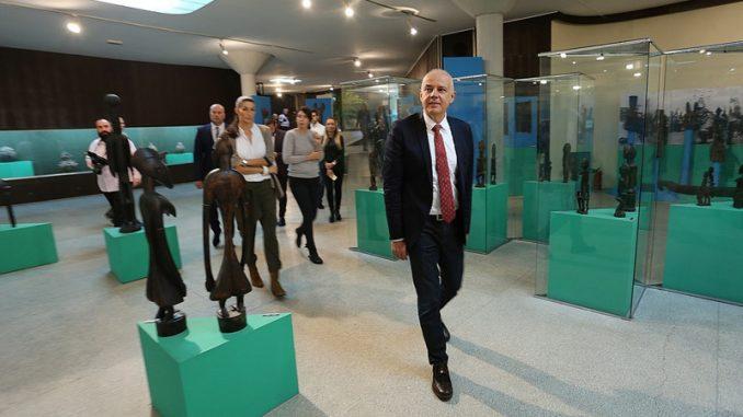 Radojičić najavio rekonstrukciju Muzeja afričke umetnosti 4