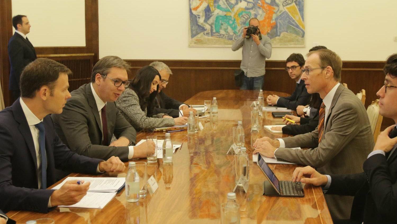 Vučić sa MMF-om: Potrebne temeljne reforme pojedinih javnih preduzeća 1