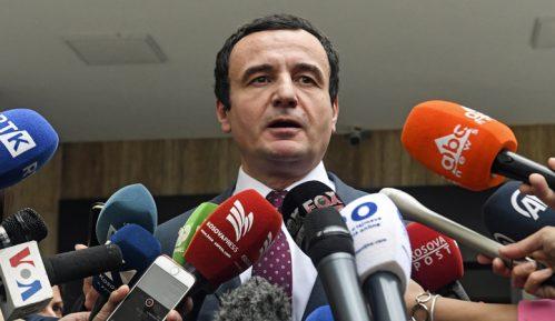 Mediji: Kurti će prihvatiti ministra kog predloži Srpska lista 9