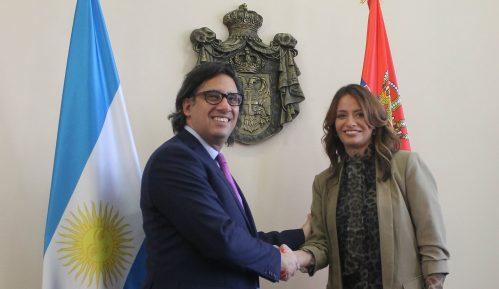 Kuburović: Ugovorima do jače saradnje Srbije i Argentine 11