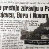 Ozbiljne pretnje zdravlju u gradovima Srbije i pre 20 godina 12