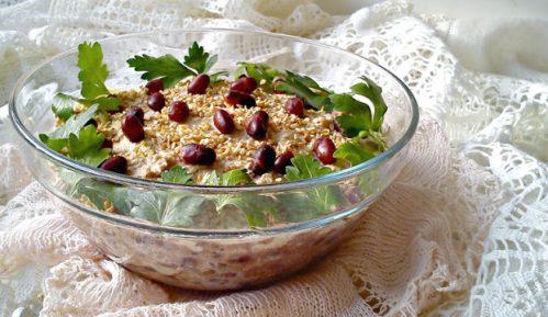 Recept nedelje: Azuki salata 2