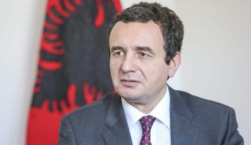 Kurti: Odnosi između Kosova i Albanije zahladnili 13