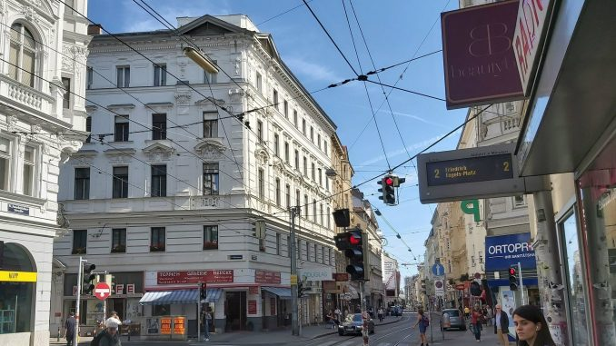 Pametna ulica u Beču 1