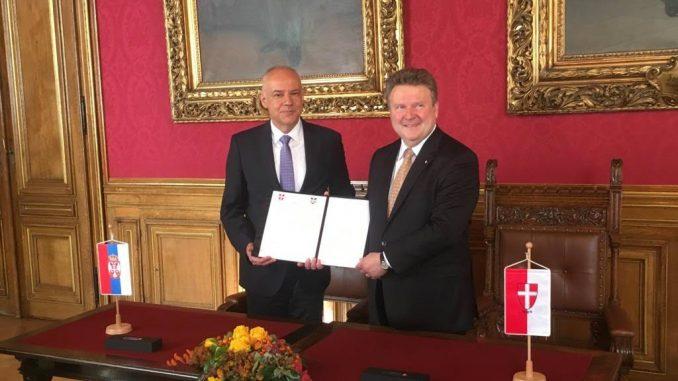 Potpisana saradnja između Beograda i Beča 1