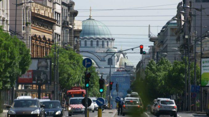 Pošumljavanje Beograda od 17. novembra 1