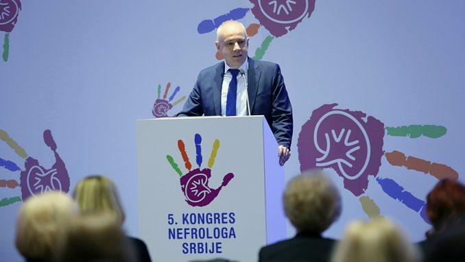 Radojičić: Beograd u naredna tri dana centar Evrope za lekare nefrologije 4