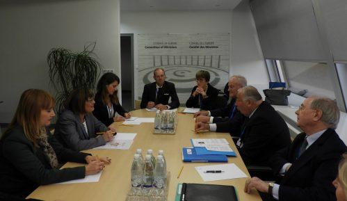 Gojković u Strazburu sa predsednikom Senata Francuske o evrointegracijama, regionu i Kosovu 12