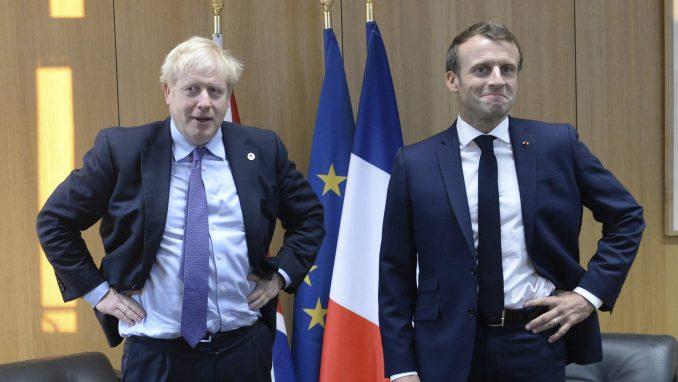 Jelisejska palata: Pariz ponovio da je potrebno opravdanje za odlaganje Bregzita 1
