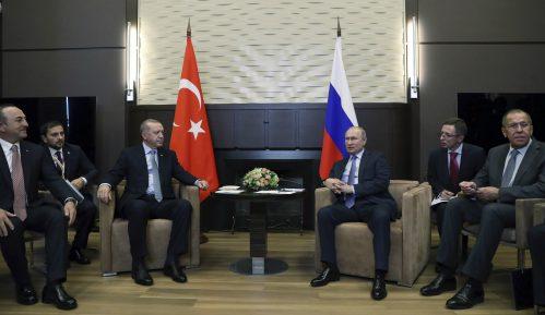 Erdogan i Putin se dogovorili o povlačenju kurdskih boraca u roku od 150 sati 3
