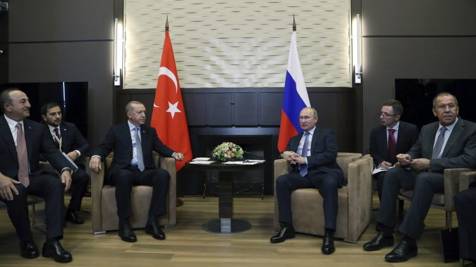 Erdogan i Putin se dogovorili o povlačenju kurdskih boraca u roku od 150 sati 1