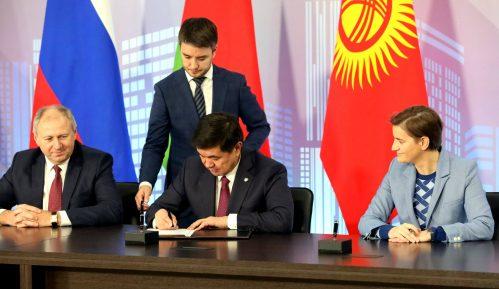 Srbija potisala Sporazum o slobodnoj trgovini sa EAEU 1