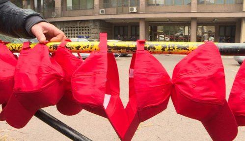 "Protest CarGo ispred ""29. novembra"": Stop crvenim kačketima 3"