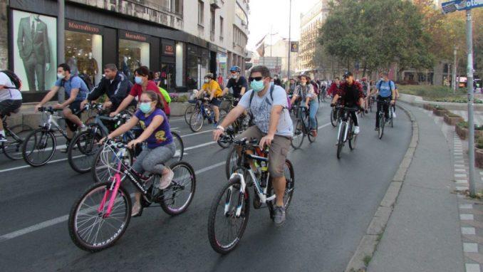 Ulice za bicikliste i Ne davimo Beograd predlažu mere za regulaciju saobraćaja 2