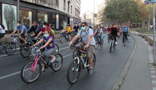 Beogradski biciklisti najavili blokadu Karađorđeve ulice 14