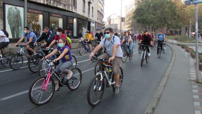 Gradski urbanista pozvao građane da koriste bicikl 1