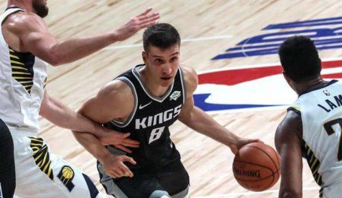 Rekord karijere Bogdanovića u NBA ligi 15