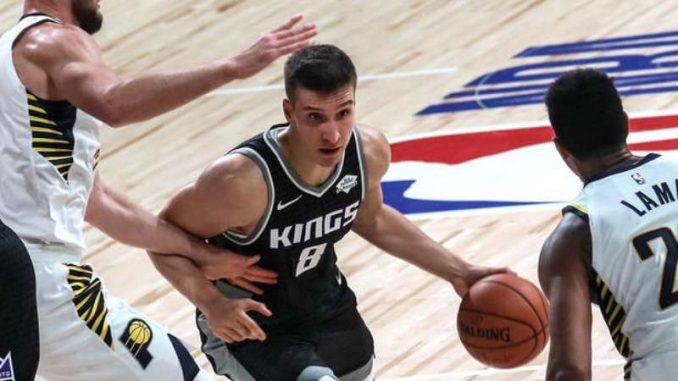 Rekord karijere Bogdanovića u NBA ligi 3