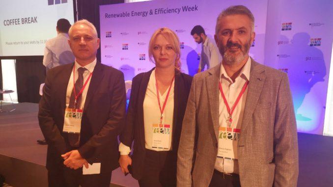Delegacija Pirota na konferenciji o energetskoj efikasnosti u Berlinu 1