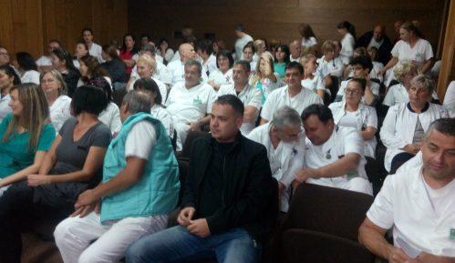 U Opštoj Bolnici Pirot od sutra štrajk upozorenja 4