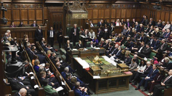 Bregzit se odlaže za 31. januar zbog poraza Džonsona na drugom glasanju u Parlamentu 1