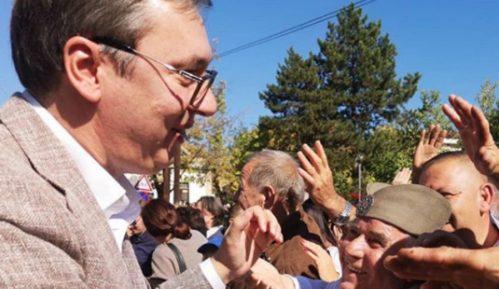 Vučić u Blacu: U puteve ulažemo 622 miliona dinara 1