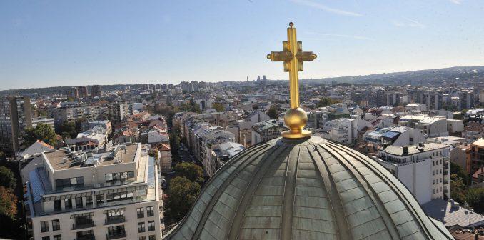 Vesić: Ove godine zavšetak Hrama Svetog Save 3