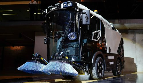 Na EcoFairu predstavljena čistilica za čišćenje javnih površina (VIDEO) 7