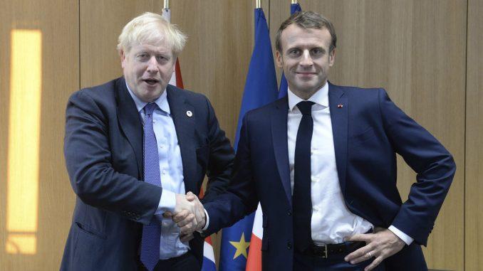 Makron se založio za napredak o Bregzitu posle izbora u Velikoj Britaniji 4