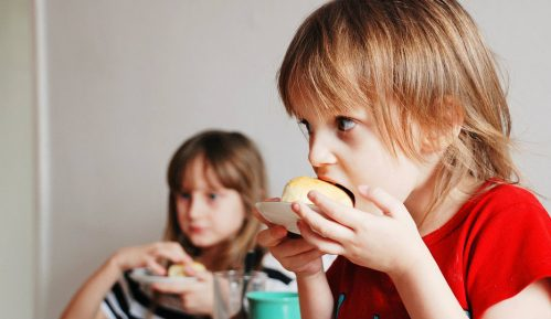 Da li je grickanje između obroka nasledno? 2