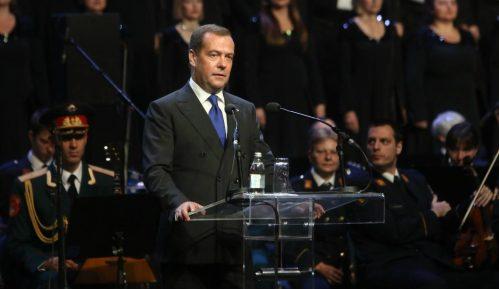 Medvedev objasnio zašto je podneo ostavku 1