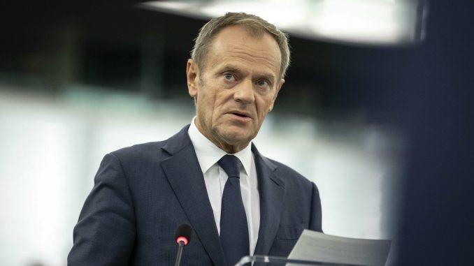 Tusk najavio da će preporučiti novo odlaganje Bregzita 3
