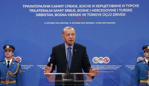 Erdogan: Početak radova istorijski trenutak 12