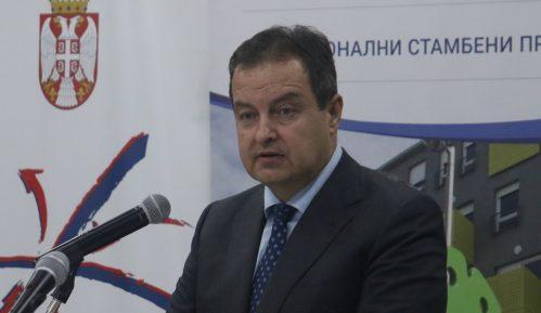 Dačić: Povlačenje kandidature Kosova za Interpol je dokaz ojačane pozicije Srbije 12