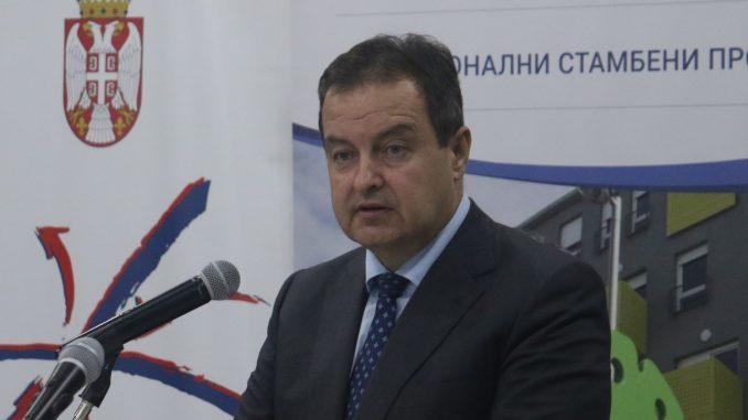 Dačić: Povlačenje kandidature Kosova za Interpol je dokaz ojačane pozicije Srbije 4