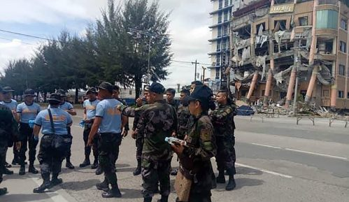 Zemljotres na Filipinima, drugi u poslednja 24 sata 1