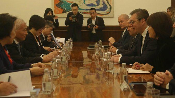 Vučić: Učvrstiti odnos Srbije i Kine u oblasti inovacija 4