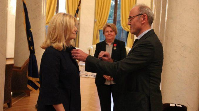 Francuski ambasador odlikovao Zagorku Dolovac i Gordanu Janićijević 4