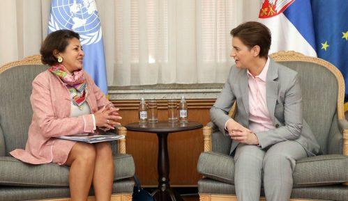 Brnabić sa predstavnicima OEBS-a i UNICEF-a 10