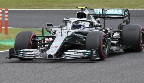 Smanjene plate i rukovodstvu Formule 1 2