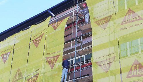Kraljevo: Još dve srednje škole sa energetski efikasnim fasadama 15