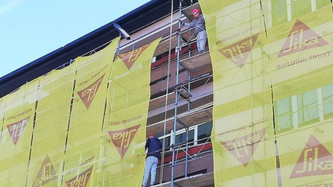 Kraljevo: Još dve srednje škole sa energetski efikasnim fasadama 4
